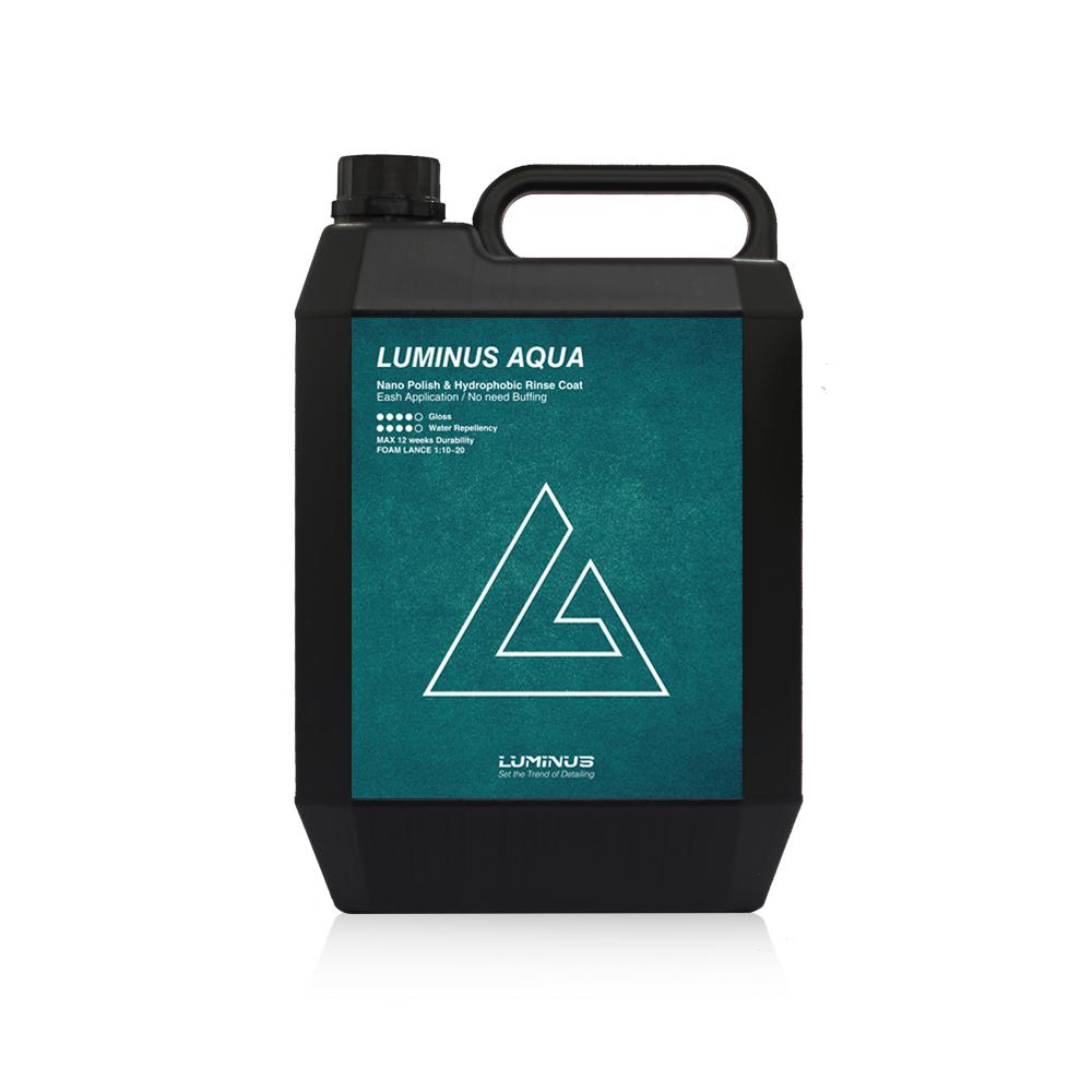 루미너스코리아 아쿠아 4L AQUA 차량 관리제, 습식 코팅제