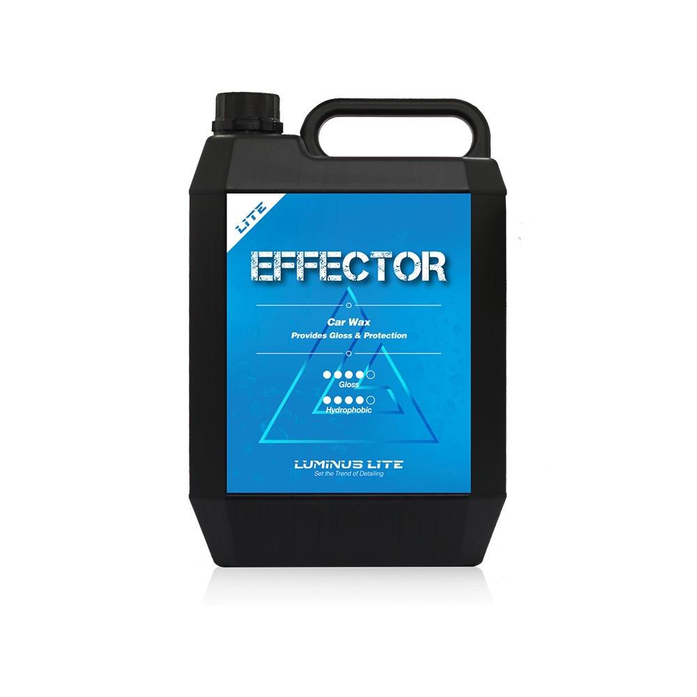 루미너스코리아 이펙터 4L EFFECTOR 차량 관리제, 발수 코팅제